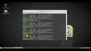 Initiation au terminal linux | Leçon 4 - Permissions sur les fichiers et répertoires