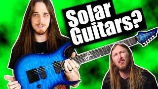 SOLAR GUITARS S1.6 - Review and Demo | Garrett Peters