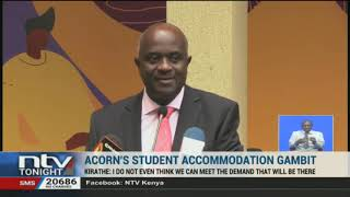 USIU, Acorn Holdings officially open Qwetu Aberdare Heights