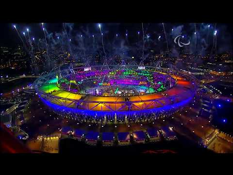 A dream revealed at TED to be realized at the Paralympics Closing Ceremony