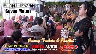 Langgam Lewung - Gareng Tralala & Hartini - CAHYA KUMALA Live Planggu Trucuk - Abeta Sound System