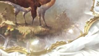 Video Antique Lazeyras, Rosenfeld and Lehman Limoges, France signed by Muville Porcelain China Game Set a download MP3, MP4, WEBM, AVI, FLV April 2018