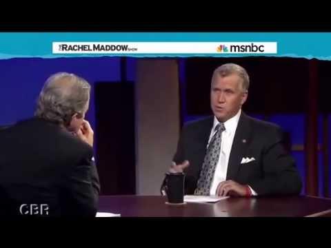 MSNBC: Thom Tillis hammered for offensive remarks