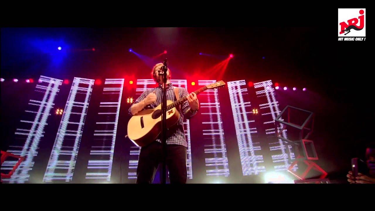 Download Ed Sheeran- SING - NRJ Live Sessions