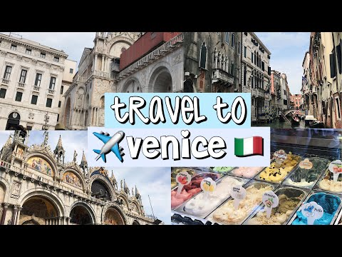 TRAVELLING TO VENICE✈️🇮🇹Day 1 // Cass Kinling