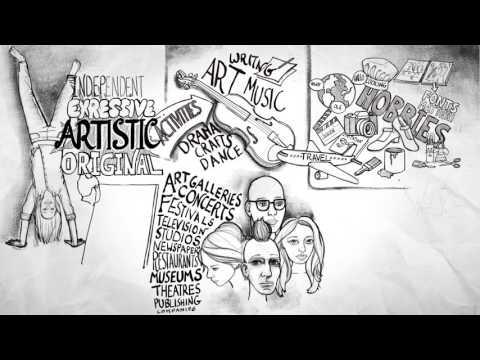 3. Artistic