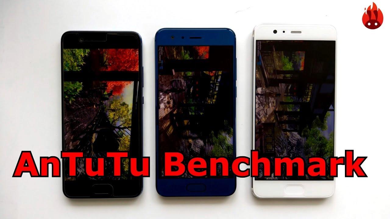 Honor 9 vs. Huawei P10 vs. Huawei P10 Plus