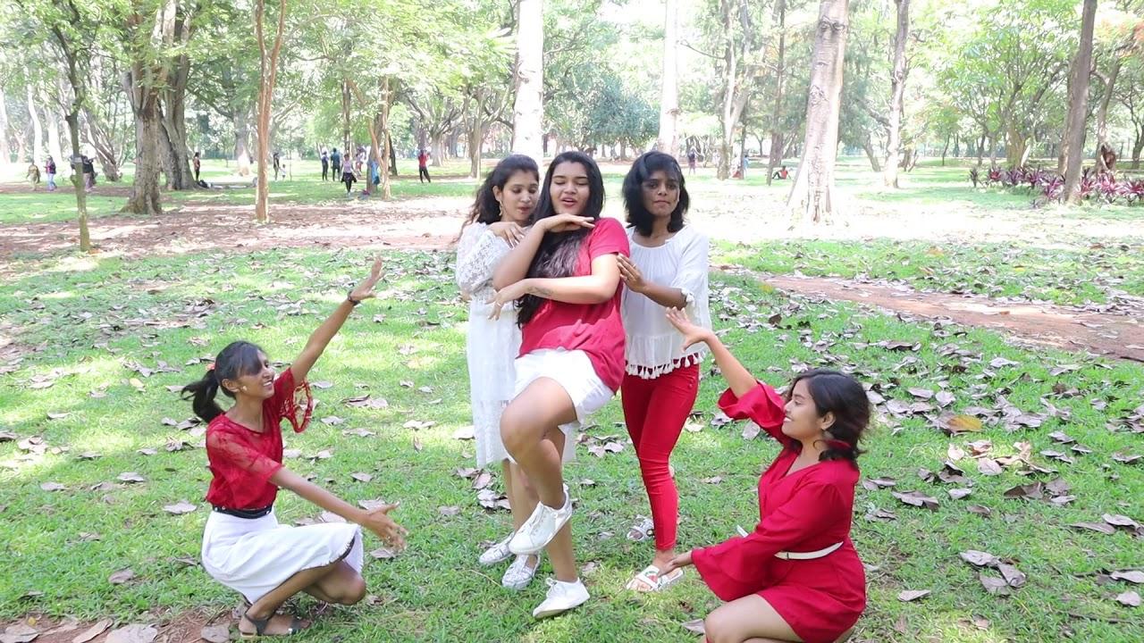 Red Velvet 레드벨벳 '빨간 맛 (Red Flavor)' dance cover   Komorebi   LG Kpop Contest India 2019