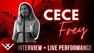 Vergeworthy Presents | CeCe Frey