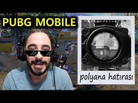 KESKİN NİŞANCI MODU (Polyana Hatırası) - PUBG Mobile