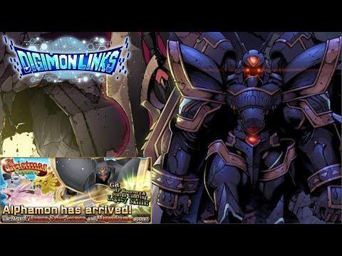 6k Digistone Alphamon Summon Video!! Can We Pull A Plus 4??[Christmas Capture Digimon Links]