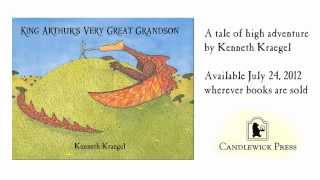 King Arthur's Very Great Grandson Book Trailer