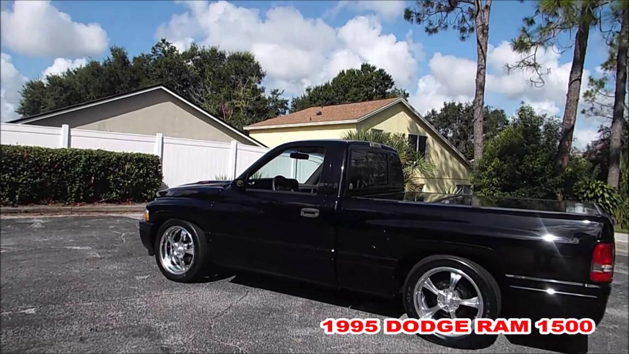 1995 dodge ram 1500 [ 1280 x 720 Pixel ]