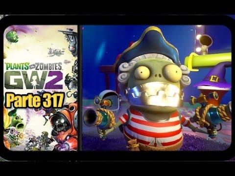 Plants vs Zombies Garden Warfare 2 - Parte 317 Lo Han Dejado GENIAL - Español