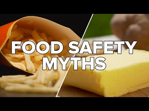 Debunking Food Myths You've Believed Your Entire Life