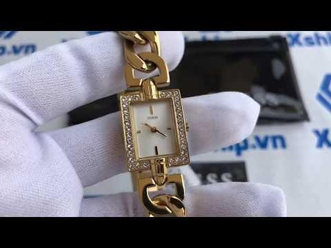 Xship.vn: Guess W0540L2 Trend Silver Gold-tone Watch