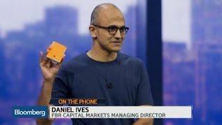 Is Microsoft's Nadella Conceding the Smartphone War?