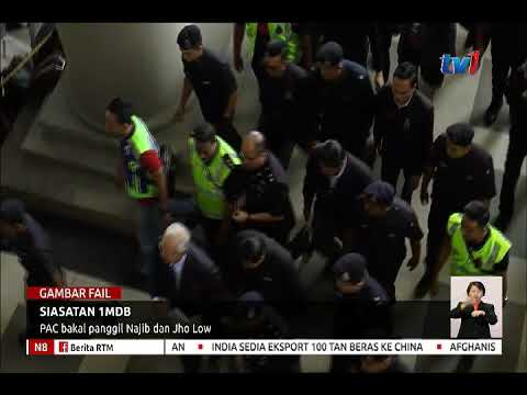 SIASATAN 1MDB : PAC BAKAL PANGGIL NAJIB DAN JHO LOW [27 SEPT 2018]