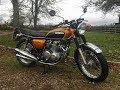1972 Honda CB500/Four for Sale