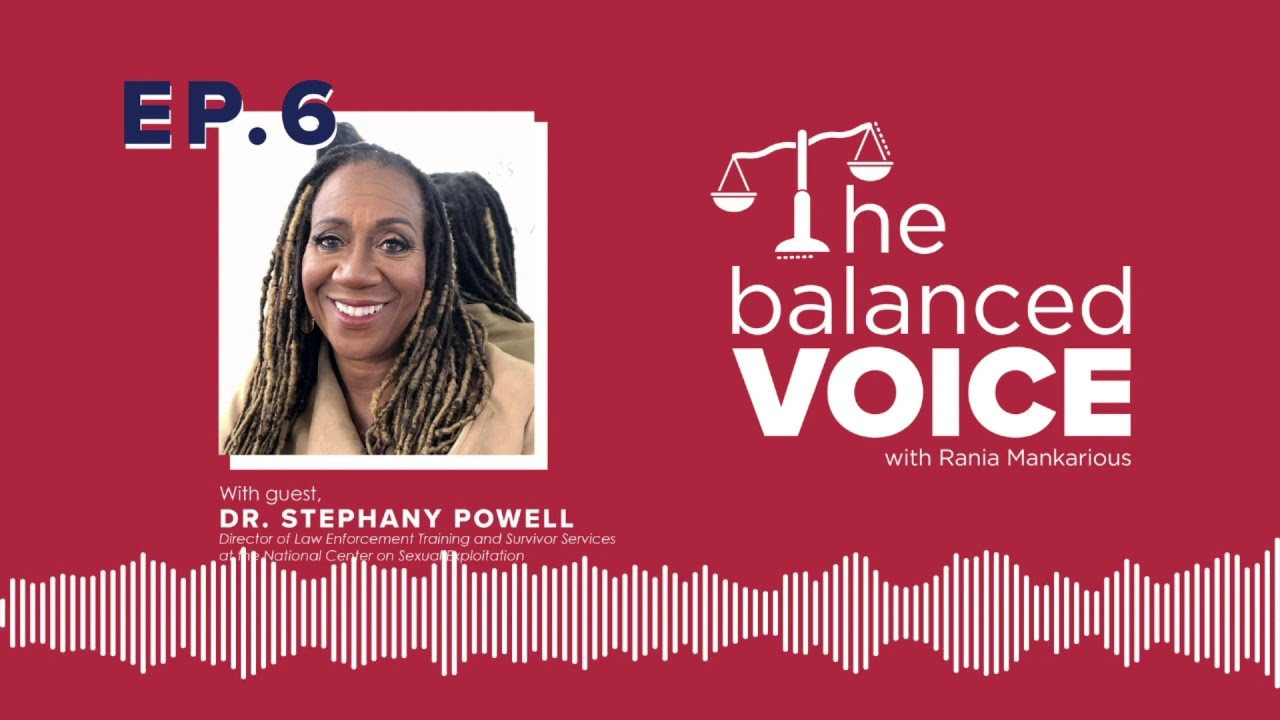 The Balanced Voice Episode 6 | Dr. Stephany Powell - Reimagining Policing