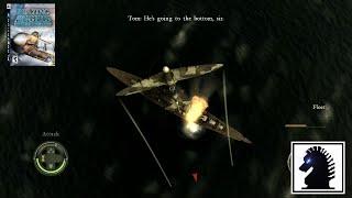 PS3 Blazing Angels - Mission 3: Dunkirk Evacuation