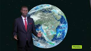 WEATHER FORECAST BY SEMPA ALEX KIM 15 02 2020 UBC TV