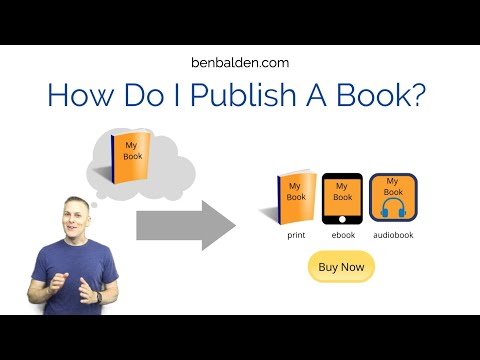How To Publish A Book On Your Own And For Free