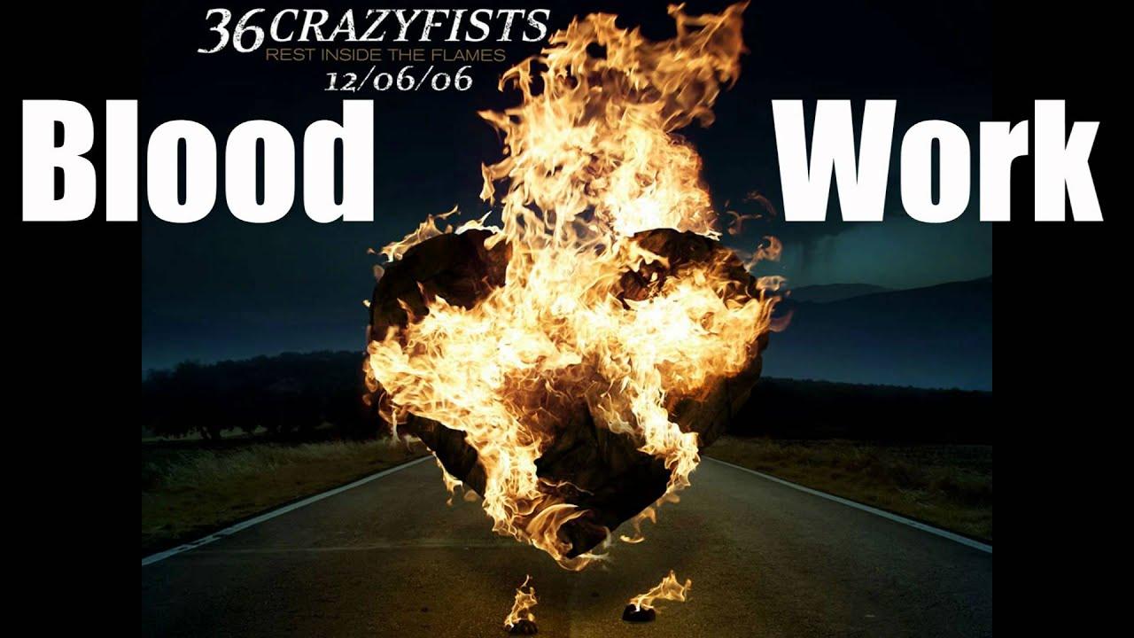 36 Crazyfists Dark Corners Lyrics - lyricsowl.com