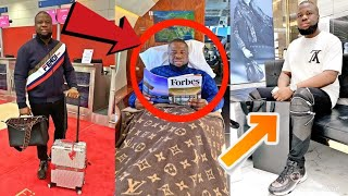 HUSHPUPPI SHARES HIS LIFE STORY AND HOW HE BECAME SUCCESSFUL