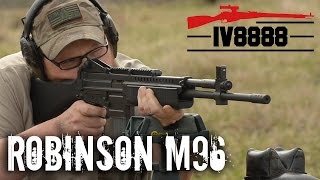 Robinson Armament M96
