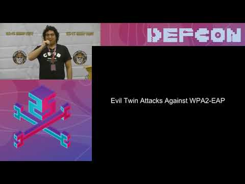 DEF CON 25 Packet Hacking Village - Gabriel Ryan - The Black Art of Wireless Post Exploitation