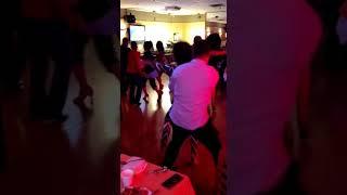 Melanie Torres & Gabriel Perez Salsa dancing New York Style