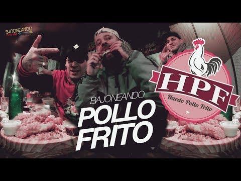Bajoneando en Haedo Pollo Frito ft.ObieWanShot (prod .TataFritoChicken)