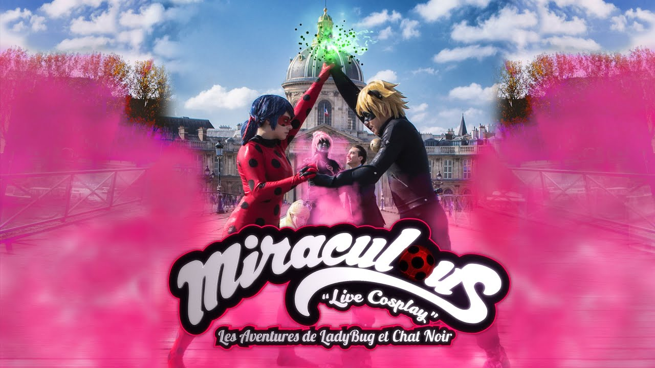"""Download MIRACULOUS """"Live Cosplay"""" Ep05 - Princesse Fragrance"""