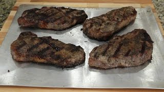 Blackened Rib Eye