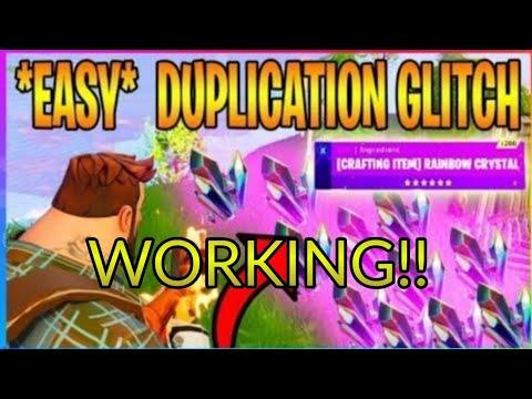 *NEW* Duplication Glitch In Fortnite Season 10 | How To Duplicate | Fortnite STW | Free Stuff
