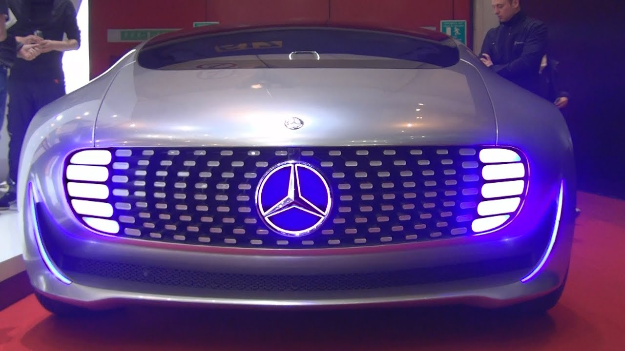 Mercedes benz f 015 luxury in motion 2016 exterior and interior in 3d youtube