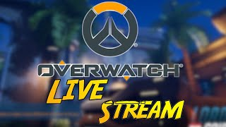 Overwatch | Competitive Woes - Season 18 Gameplay Live Stream (PS4)