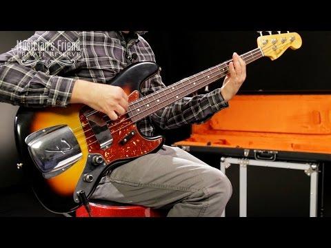 Fender Custom Shop 1961 Jazz Bass Closet Classic Masterbuilt by John Cruz, Faded 3-Color Sunburst