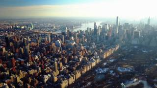 Drone over New York City  (Dji Mavic)
