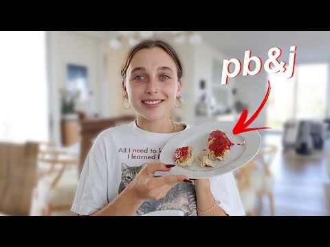 MAKING PB&J FROM