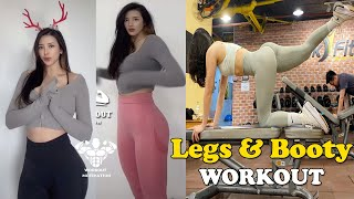 Women s Workout Get that Toned Legs Round Booty Workout