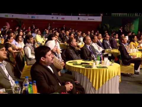 Addressing 25th Edition of IMA International Management Conclave 2016 in Indore (02.02.16)
