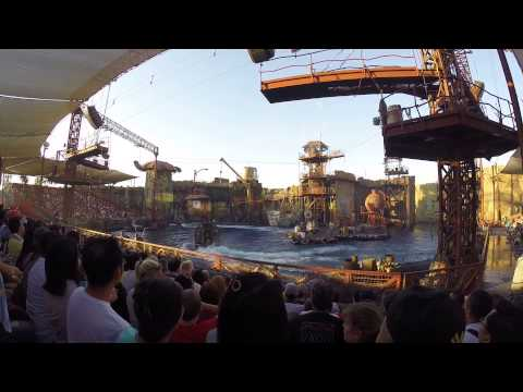 Universal Studios Hollywood - Water World