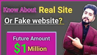 $1 Million Earn In Future | New Crypto Mining websites 2021 | Cryptocurrency Mining site free 2021
