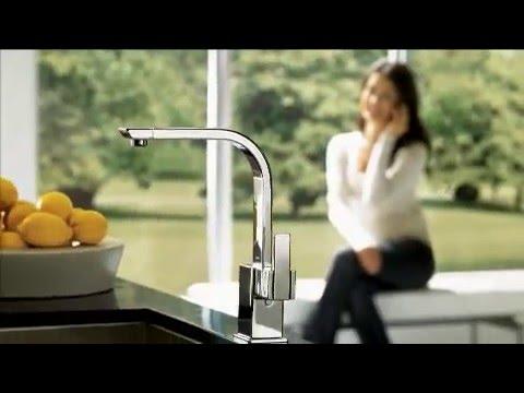 Moen 90-Degree Non-Pullout One-Handle High Arc Kichen Faucet -  Plumbersstock.com