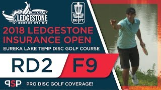 Round Two 2018 Ledgestone Insurance Open - Front 9 | Downing, Locastro, McBeth, Webster