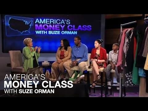 Financial Disasters: $6500 of Clothes and Shoes! | America's Money Class | Oprah Winfrey Network
