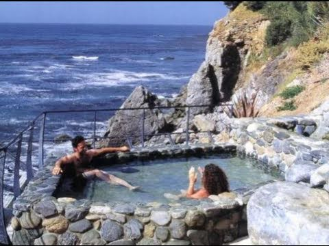 Travel: Esalan Institute, Big Sur, CA