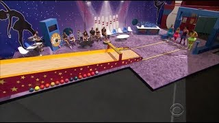 Big Brother 19 Bowlerina Temptation Competition
